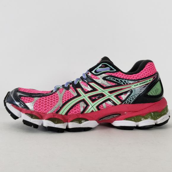 b310abea13b6 Asics Shoes - WOMENS ASICS GEL NIMBUS 16 RUNNING SHOES Size 6